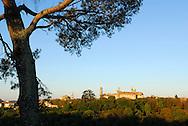 France, Languedoc Roussillon, Gard (30), Uzège, Uzès
