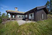 Julie Brotkorb Hyttereportasje Hafjell