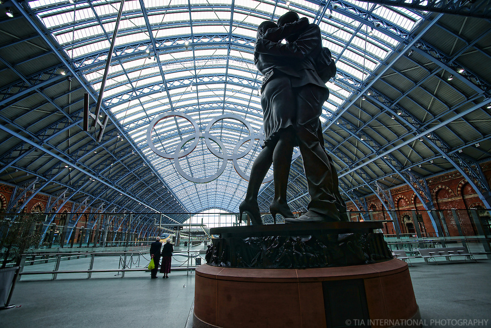 St. Pancras International Station (Interior)