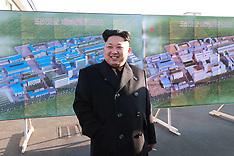 NOV 15 2014 Kim Jong Un factory visit