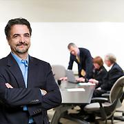 AFSC Office and staff portraits, Dominic Gagliardi