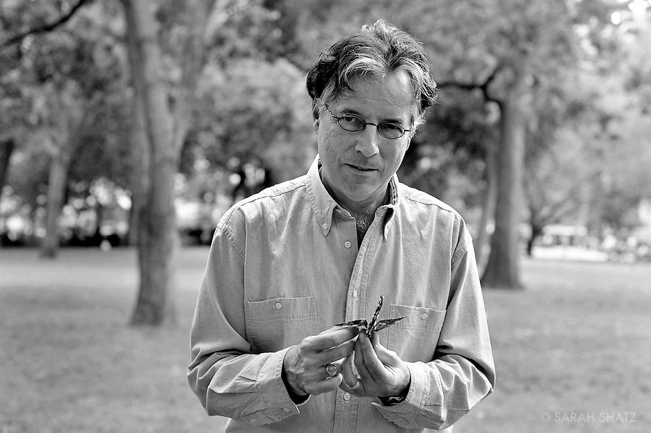 "Charles Pellegrino, author, ""The Last Train from Hiroshima"""