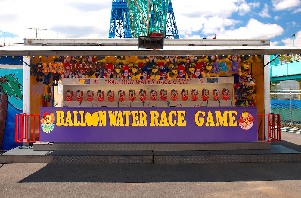 Coney Island Water
