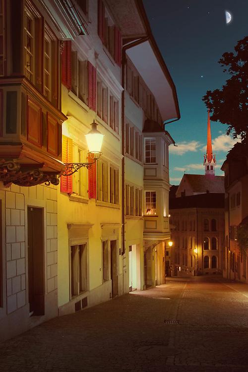 Zurich by Twilight