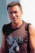 The Last Don. Man in Caletones, Holguin Province, Cuba.