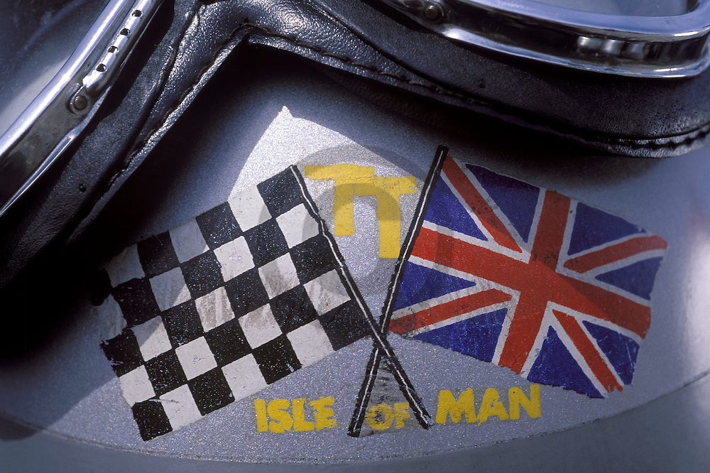 12/06/97 - DOUGLAS - ISLE OF MAN - ENGLAND - 90e Anniversaire du TOURIST TROPHY - Photo Jerome CHABANNE