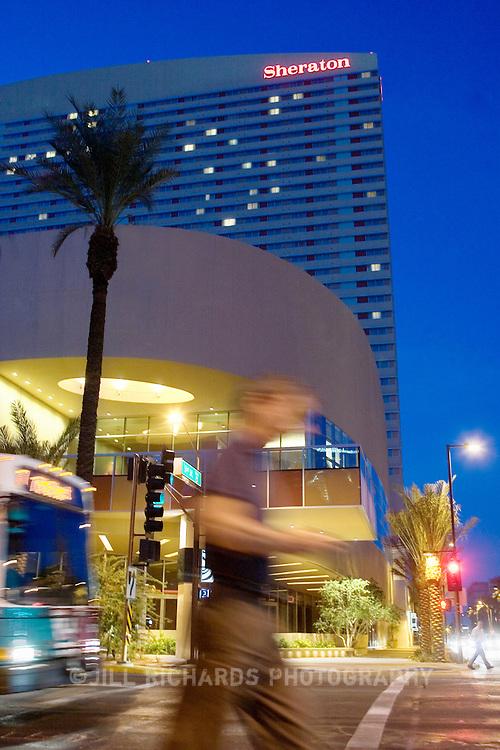 downtown phoenix arizona sheraton hotel jill richards. Black Bedroom Furniture Sets. Home Design Ideas