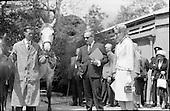 1961-11/09 Princess Grace and Prince Rainier Visit