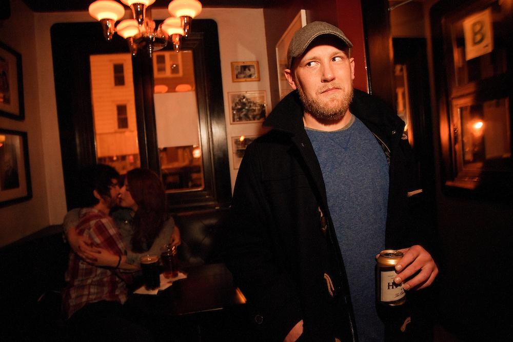 Billy Wayne Davis - DTF - Erin's Birthday Show - January 21, 2013 - Grand Victory - Brooklyn, NY