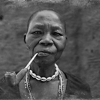 Digital Wet Plate Portraits | Africa