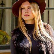 Fashion shoot in LA and NY