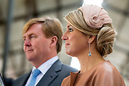25-10-2015 beijing -  King Willem Alexander and Queen Maxima  visit the Sino-Dutch Diary Development Center .  King Willem Alexander and Queen Maxima will visit China for a 5 day state visit from 25 till 29 oktober 2015  . COPYRIGHT ROBIN UTRECHT