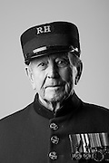 Alan E. Lee<br /> Apr. 4, 1938 - Dec. 1945<br /> 8 Parachute Regiment <br /> Infantry<br /> Cpl. <br /> WWII (Europe): France, Belgium, Holland, Germany<br /> - Lost let on Apr. 1, 1945 in Germany<br /> <br /> Veterans Portrait Project<br /> Royal Hospital Chelsea<br /> Chelsea London, UK