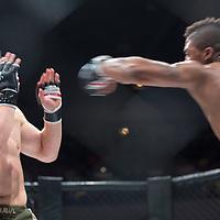 Chase Morton vs. Ben McGonigle