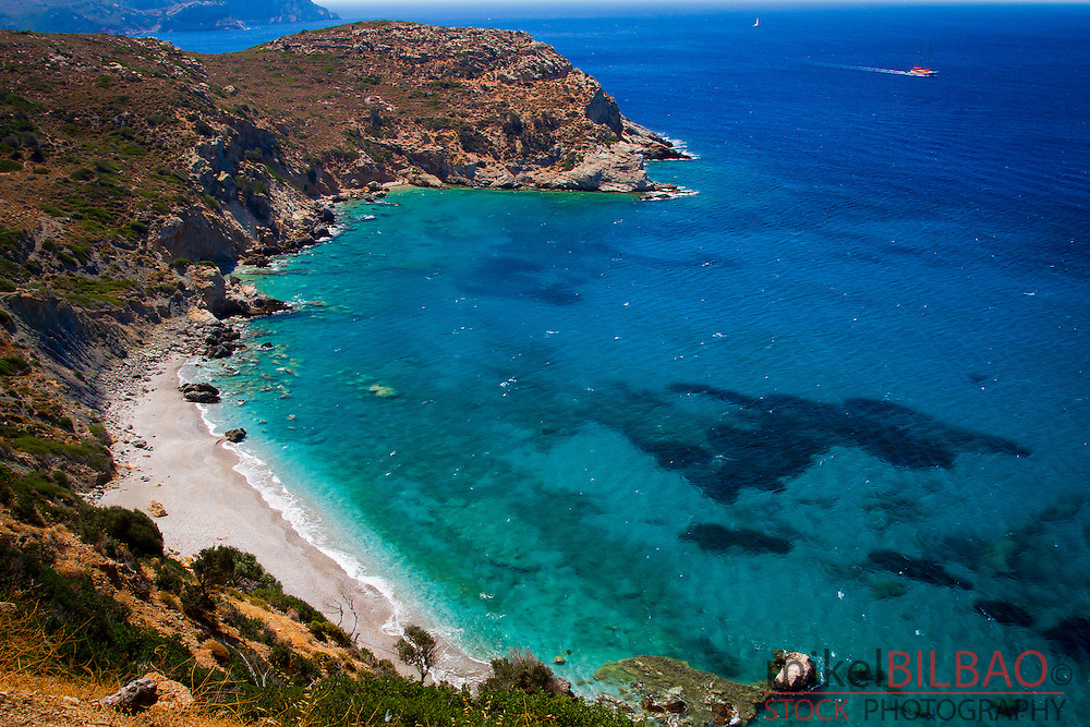 Hold near Cnidos.<br /> Datca peninsula, Mugla province, Anatolia, Turkey.