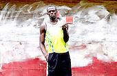 Bolt in Jamaica