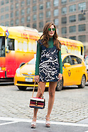 NY Fashion Week S/S 2016