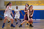 Rowan College at Gloucester County Women's Basketball vs Lehigh Carbon CC - 16 January 2016
