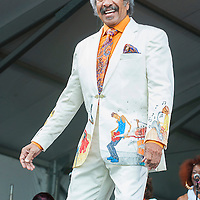 Allen Toussaint, New Orleans Jazz & Heritage Foundations 2013
