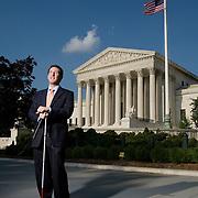 Issac Lidsky, first blind Supreme Court clerk