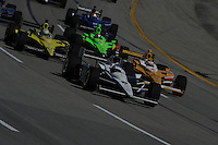 Ryan Briscoe, Kentucky Indy 300, Kentucky Speedway, Sparta, KY USA 10/2/2011