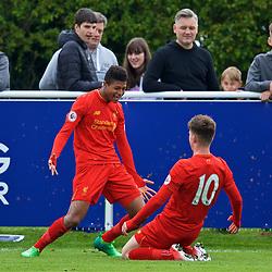 170417 Leicester City U23 v Liverpool U23