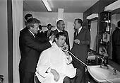1967 - Opening of new men's salon at Brown Thomas, Grafton Street