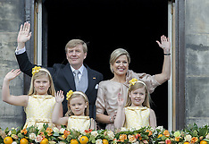 APR 30 2013 Inauguration of King Willem-Alexander