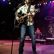 COLUMBIA, MD - October 16th, 2011: Joe Nichols performs at the 2011 Sunday In The Country festival at Merriweather Post Pavilion in Columbia, MD. He has had three number one singles on the Billboard Hot Country Songs chart over the course of his career.  (Photo by Kyle Gustafson/For The Washington Post)