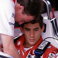 F1 Brazilian GP 1988