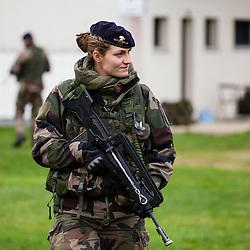 2016/01 Exercice Hermine à Saint Cyr