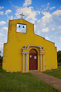 Church in Manuel Lazo, Pinar del Rio, Cuba.