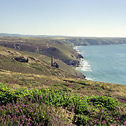 Wheal Coates and Towanroath engine house, , St Agnes, Cornwall, UK