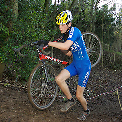 London Cyclocross League at Stanmar Park Brighton.