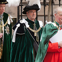Lord Smith of Kelvin receives Order of the Thistle