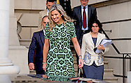 11-10-2016 BUENOS AIRES  - Round Table Meeting with Private Sector Representatives  Mr. Federico Sturzenegger ,  Queen Maxima visits Argentina in its role of special advocate of the Secretary-General of the United Nations for Inclusive Finance for Development. COPYRIGHT ROBIN UTRECHT NETHERLANDS ONLY
