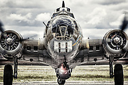 Collings' Foundation B17G Flying Fortress, Nine O Nine.