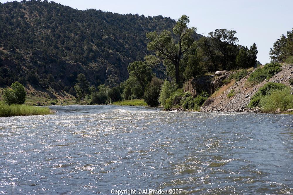 Arkansas river near howard colorado al braden photography for Arkansas river colorado fishing