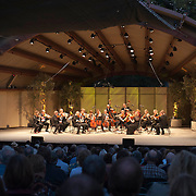 "Norwegian Chamber Orchestra performs Leoš Janáček's String Quartet No. 2, ""Intimate Letters"" at the 66th Ojai Music Festival on June 8, 2012 in Ojai, California."