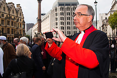 2014-09-03 Multi-faith vigil for Iraq at Westminster Abbey