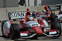 Mike Conway, Shell and Pennzoil Grand Prix of Houston, Streets of Reliant Astrodome, Houston, TX USA 10/05/2013