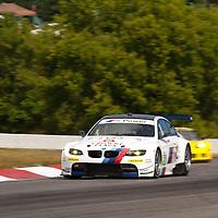#56 BMW Team RLL BMW M3 GT: Dirk Mueller, Joey Hand