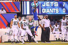 August 29, 2015: New York Jets at New York Giants