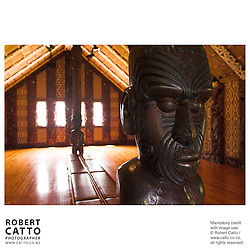 Treaty Grounds, Waitangi, Northland, New Zealand.<br />