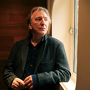 UK. London. Alan Rickman photographed in London.