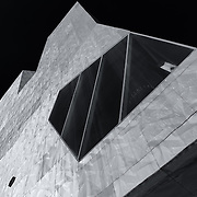 &quot;Walk Art Center&quot; 2 mono<br /> <br /> A black and white fine art image of The Walker Art Center in Minneapolis MN. <br /> <br /> Cities and Skyscrapers by Rachel Cohen