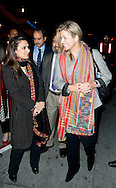9-2-2016 ISLAMABAD - Arrival of Queen Maxima of the Netherlands for a 3 day visit to Pakistan visits at the invitation of Pakistan and as a special advocate of the Secretary-General of the United Nations for inclusive finance for development.  ISLAMABAD - Koningin Maxima komt aan op de luchthaven aan de start van een driedaags bezoek. De koningin is in Pakistan in haar functie van speciale pleitbezorger van de secretaris-generaal van de Verenigde Naties voor Inclusieve Financiering voor Ontwikkeling. ROBIN UTRECHT  COPYRIGHT ROBIN UTRECHT