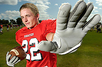 Jodi Miller Lubbock Avalanche-Journal.Cooper running back Carlyle Stokes ran for over 300 yards last week.