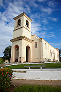 Church in Mantua, Pinar del Rio, Cuba.