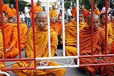 SEP 19 2013 Pro-opposition Monks